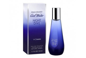 DAVIDOFF COOL WATER NIGHT DIVE EDT 80ML