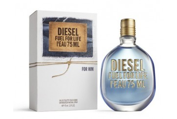 DIESEL FUEL FOR LIFE L'EAU EDT 75ML