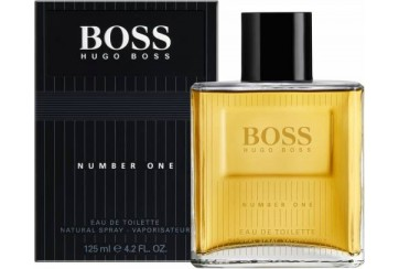 HUGO BOSS NUMBER ONE EDT 125ML