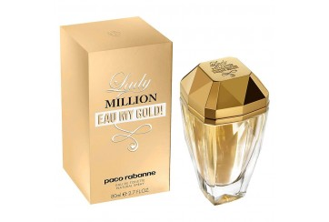 PACCO RABANNE LADY MILLION EAU MY GOLD EDT 80ML