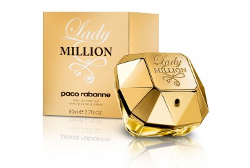 PACCO RABANNE LADY MILLION EDP 80ML