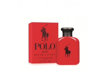 RALPH LAUREN POLO RED EDT 75ML