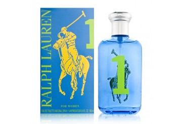 RALPH LAUREN BIG PONY 1 FOR WOMEN EDT 100ML