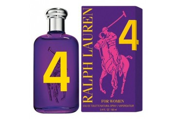 RALPH LAURENBIG PONY 4 FOR WOMEN EDT 100ML