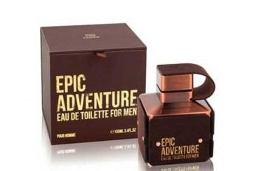 EMPER EPIC ADVENTURE EDT 100ML