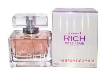 JOHAN B RICH ROSE AGAIN EDP 85ML