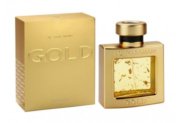 AL HARAMAIN GOLD EDP 100ML