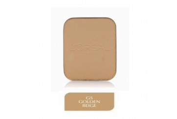 L'Oreal True Match Two-way Powder Foundation Refill [G5 Golden Biege] L'Oreal Paris