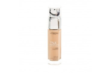L'Oreal Paris True Match Liquid Foundation G3 Golden Vanilla