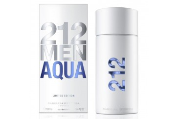 CAROLINA HERRERA 212 MEN AQUA EDT 100ML