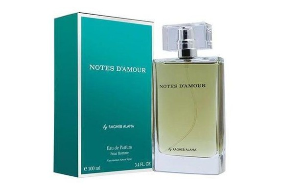 Ragheb Alama Notes D'amour EDP 100ml