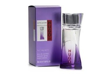 HUGO BOSS PURE PURPLE FOR WOMEN EDP 90ML