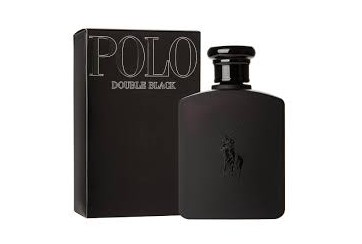 POLO DOUBLE BLACK EDT 125ML
