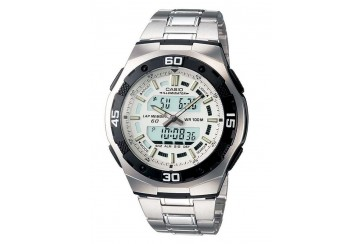CASIO CLASSIC ANALOG-DIGITAL AQ-164WD-7AV