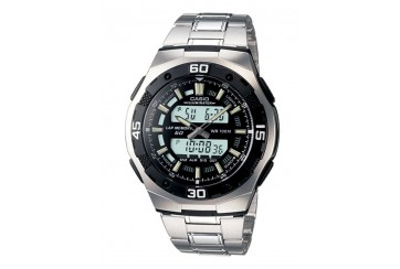 CASIO CLASSIC ANALOG-DIGITAL AQ-164WD-1AV