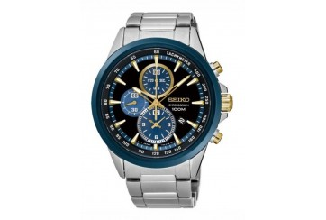SEIKO 100m Chronograph Gents Watch SNDG87P1