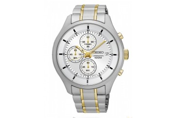 SEIKO 100m Chronograph Gents Watch SKS541P1