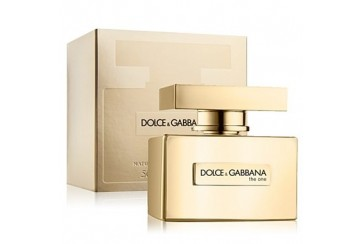 D&G THE ONE GOLD LIMITED EDITION EDP 75ML