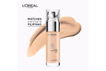 L'Oreal Paris True Match Liquid Foundation SPF16L'Oreal Paris True Match Liquid Foundation SPF16 G2 Gold Porcelain