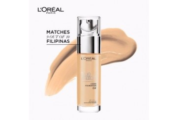 L'Oreal Paris True Match Liquid Foundation G4 Gold Beige