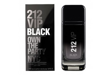 CAROLINA HERRERA 212 VIP BLACK EDP 100 ML
